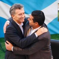 CASO BRIAN AGUINACO – BOCA JUNIORS. Macri y Angelici ...