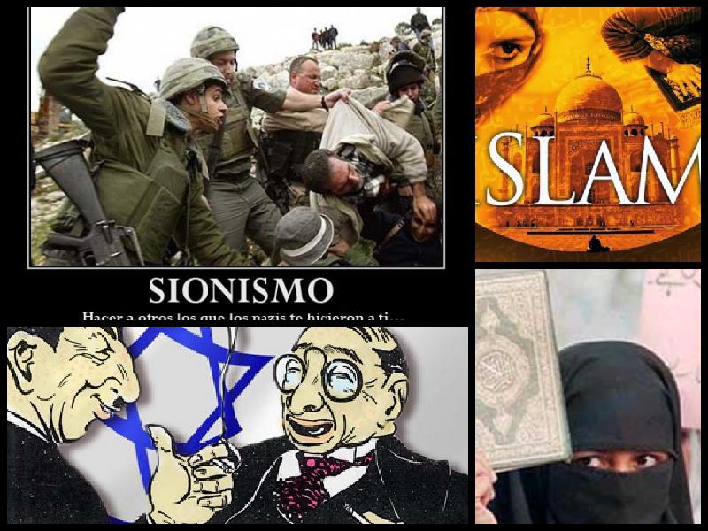 El sionismo contra el Islam. ¿Qué es máspeligroso?