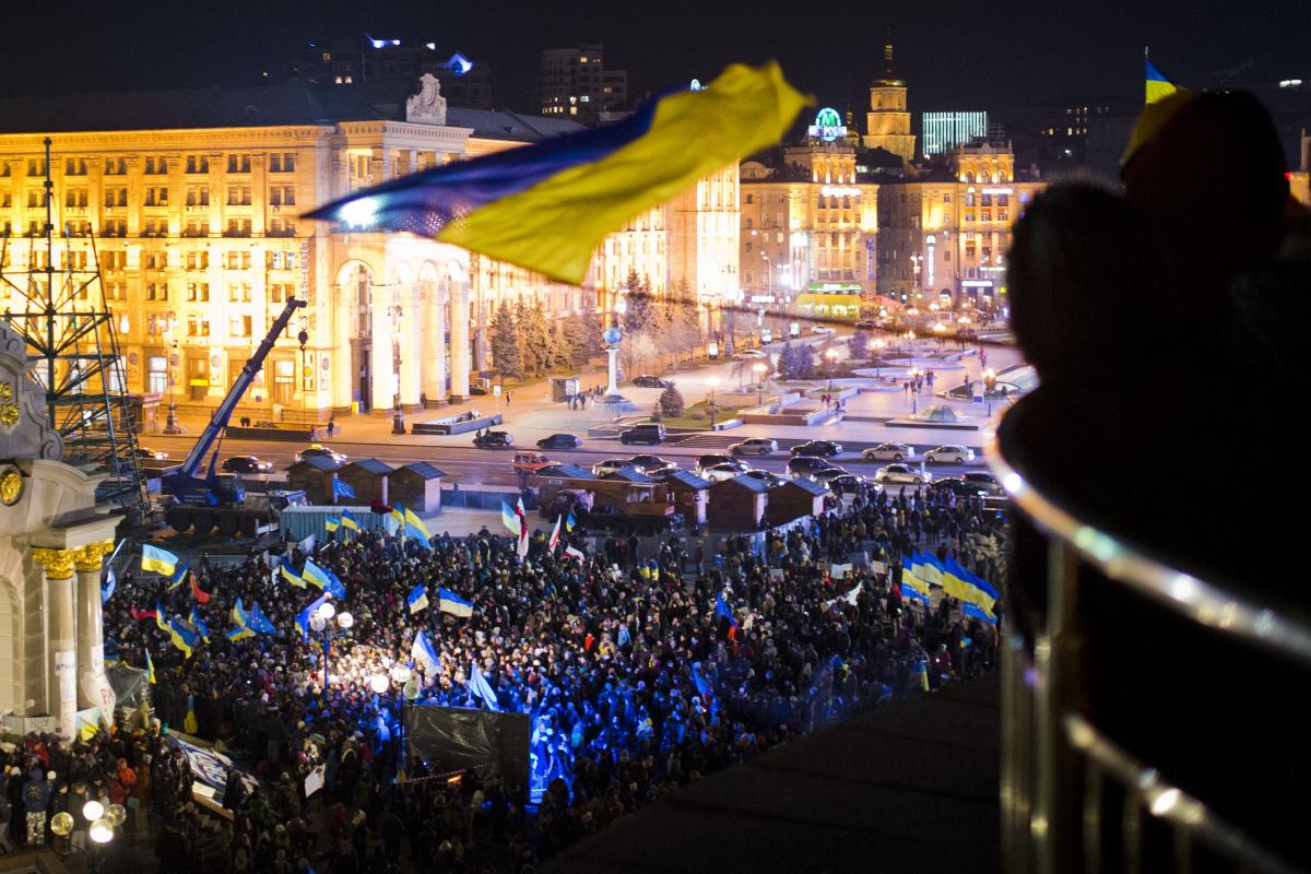 Hipocresía de Ucrania en los EstadosUnidos