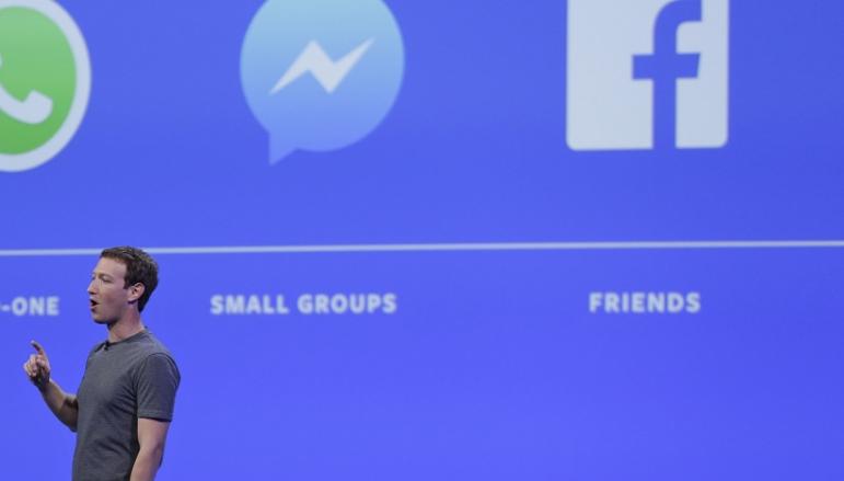 Facebook dice que está borrando cuentas bajo la dirección de los gobiernos de Estados Unidos e Israel