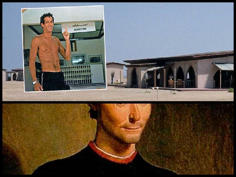 La extraordinaria historia del resort turístico manejado por espías de Israel,Si hubieran leído a Maquiavelo…