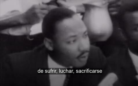 Especial del Día de Martin Luther King: discurso del año 1964 sobre la segregación y el apartheid en Sudáfrica